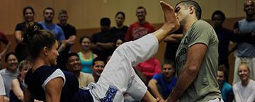 Cours de Nihon Tai Jitsu à Paris