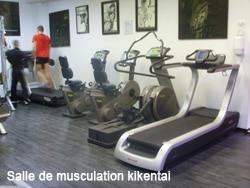 Salle de musculation Kikentaï à Paris