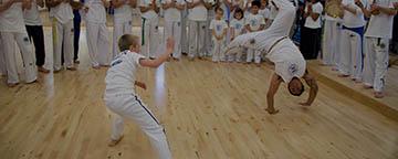 Cours de Capoeira pour les Enfants à Paris