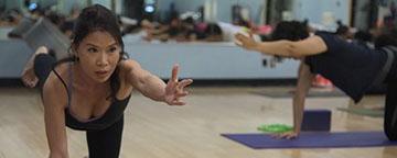 Cours de Yoga Iyengar à Paris