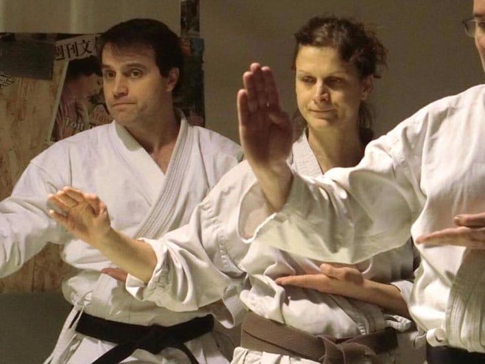 Cours de karaté à Paris 19