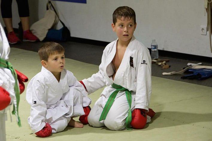 club karate 75019