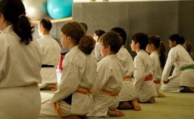 Stage Karaté Enfants Dojo Kikentaï