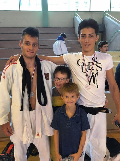 Club de Judo à Paris