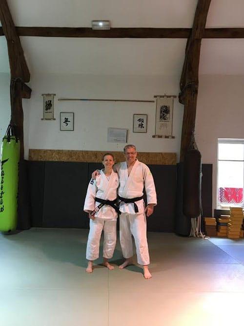 Judo à Paris pour les adultes