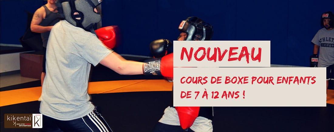 Lancement Cours de Boxe pour Enfants