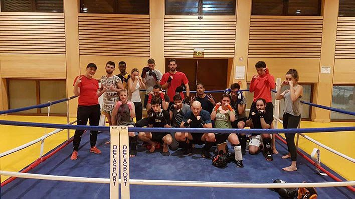 Club de Kick Boxing Kikentaï à Paris