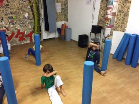 Cours de Capoeira Enfants - Photo 10