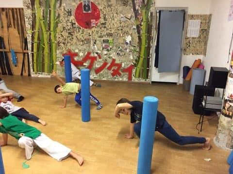 Cours de Capoeira Enfants - Photo 11