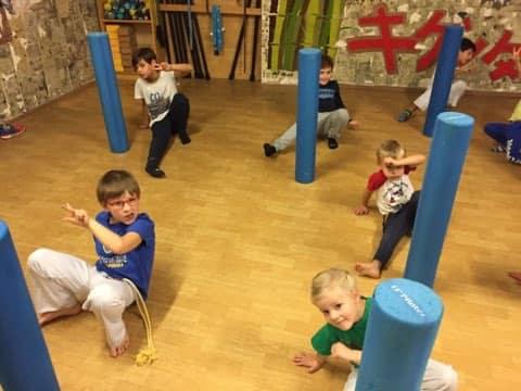 Cours de Capoeira Enfants - Photo 4