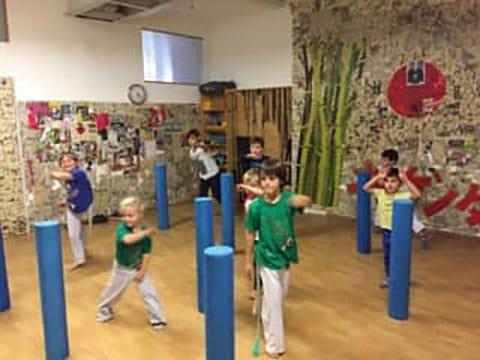 Cours de Capoeira Enfants - Photo 8