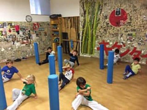 Cours de Capoeira Enfants - Photo 9