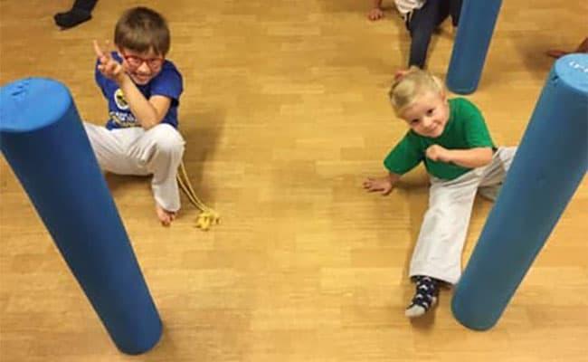 Cours de Capoeira Enfants - Album Photo