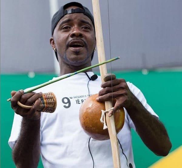 Luis Nogueira - Professeur de Capoeira