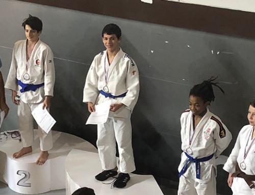 Noe Nordman qualifié pour le championnat de France de Judo
