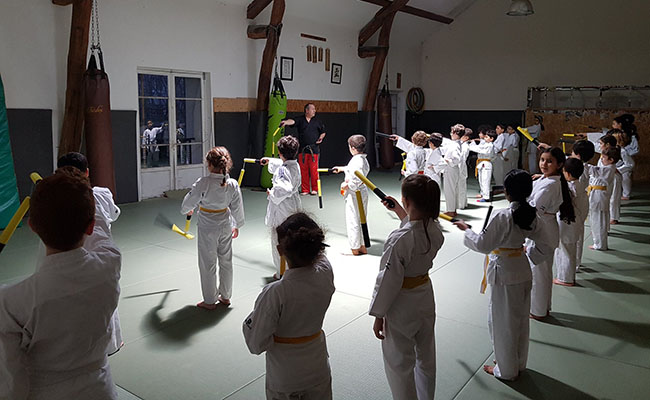 Stage de Nunchaku du 31 Janvier 2020 - Album Photo