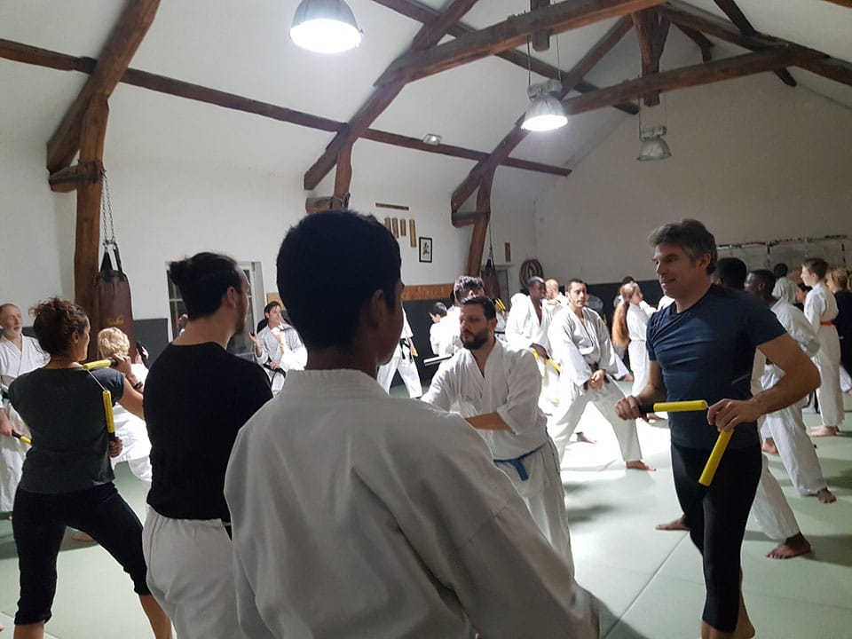 Stage de Nunchaku du 31 Janvier 2020 - Photo 11