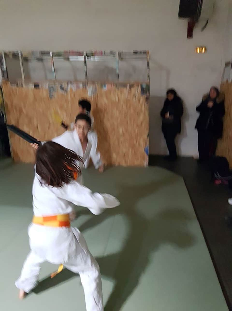 Stage de Nunchaku du 31 Janvier 2020 - Photo 13