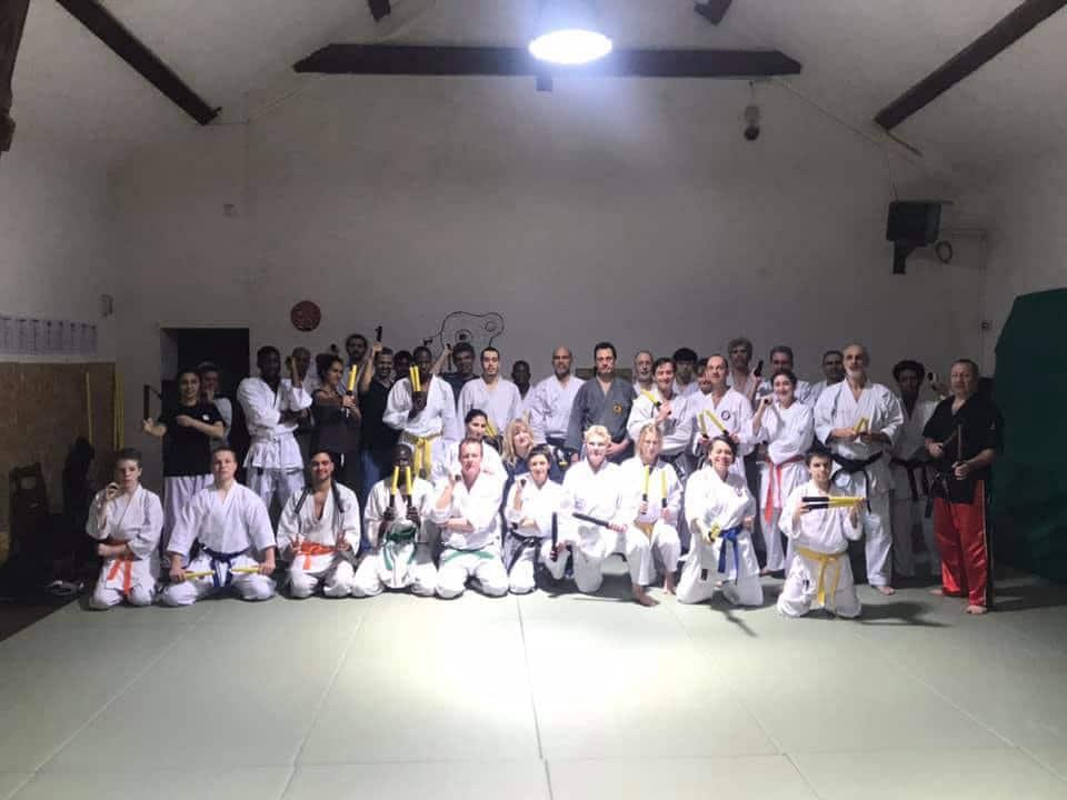 Stage de Nunchaku du 31 Janvier 2020 - Photo 15