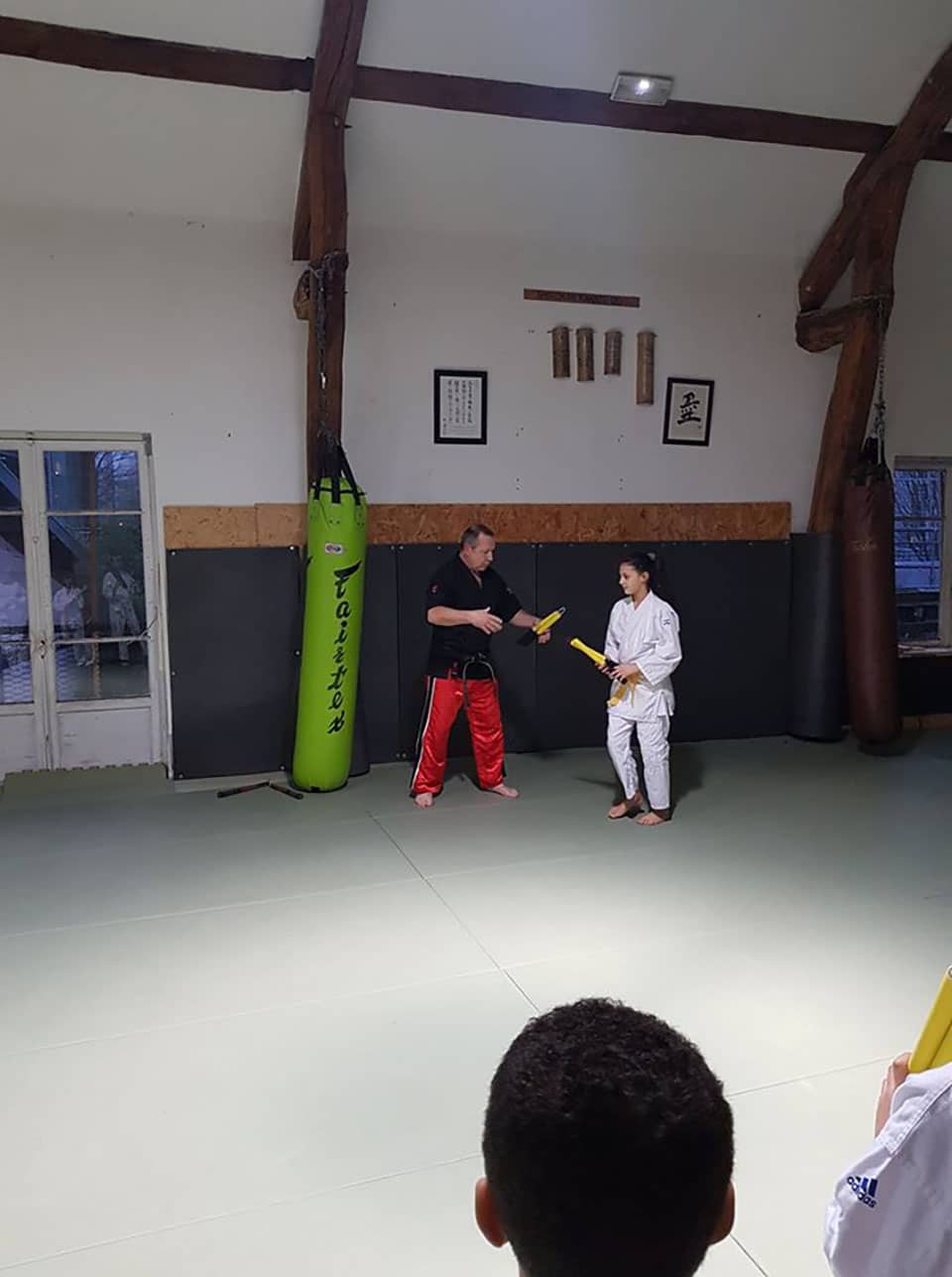 Stage de Nunchaku du 31 Janvier 2020 - Photo 17