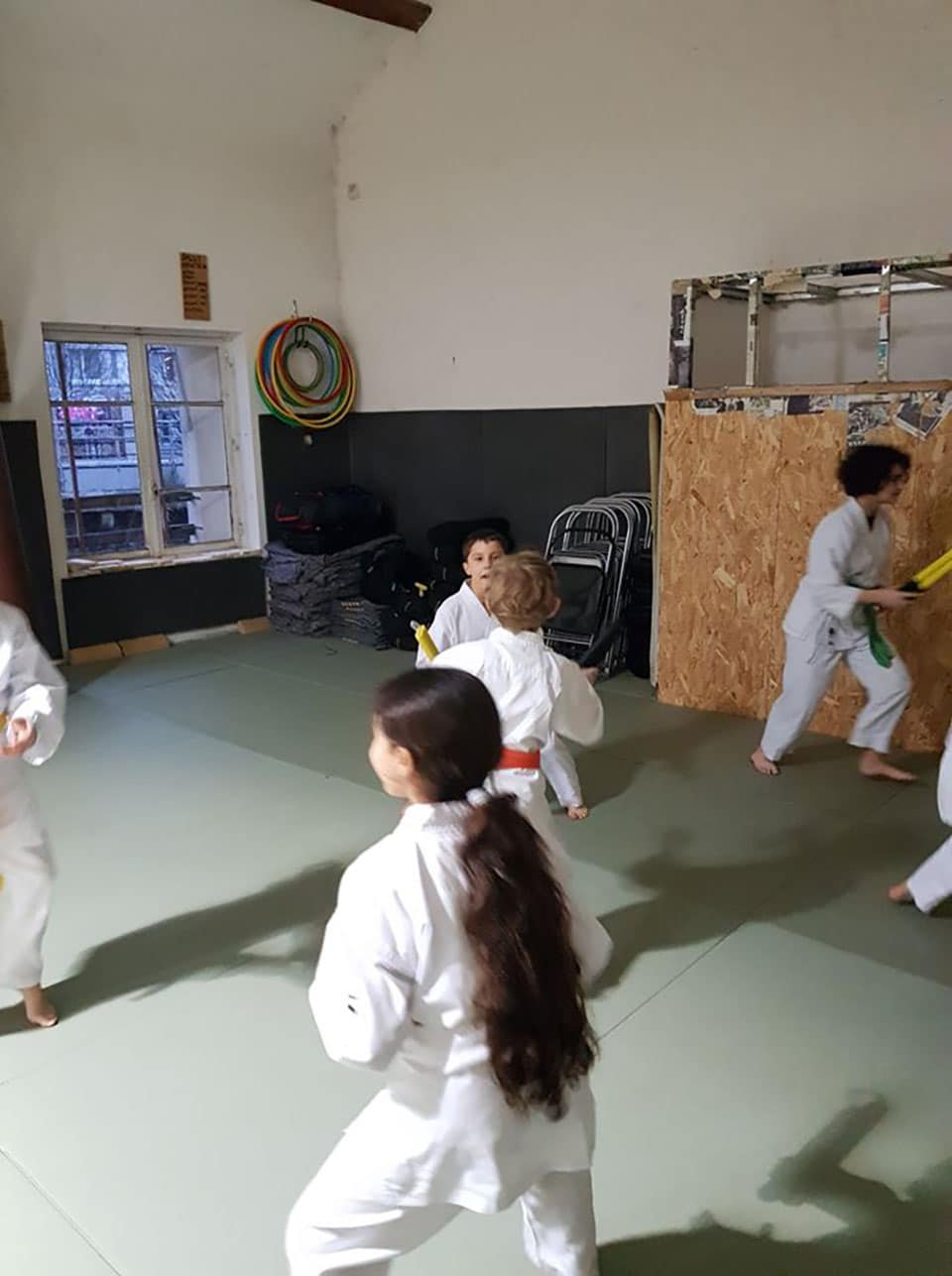 Stage de Nunchaku du 31 Janvier 2020 - Photo 18