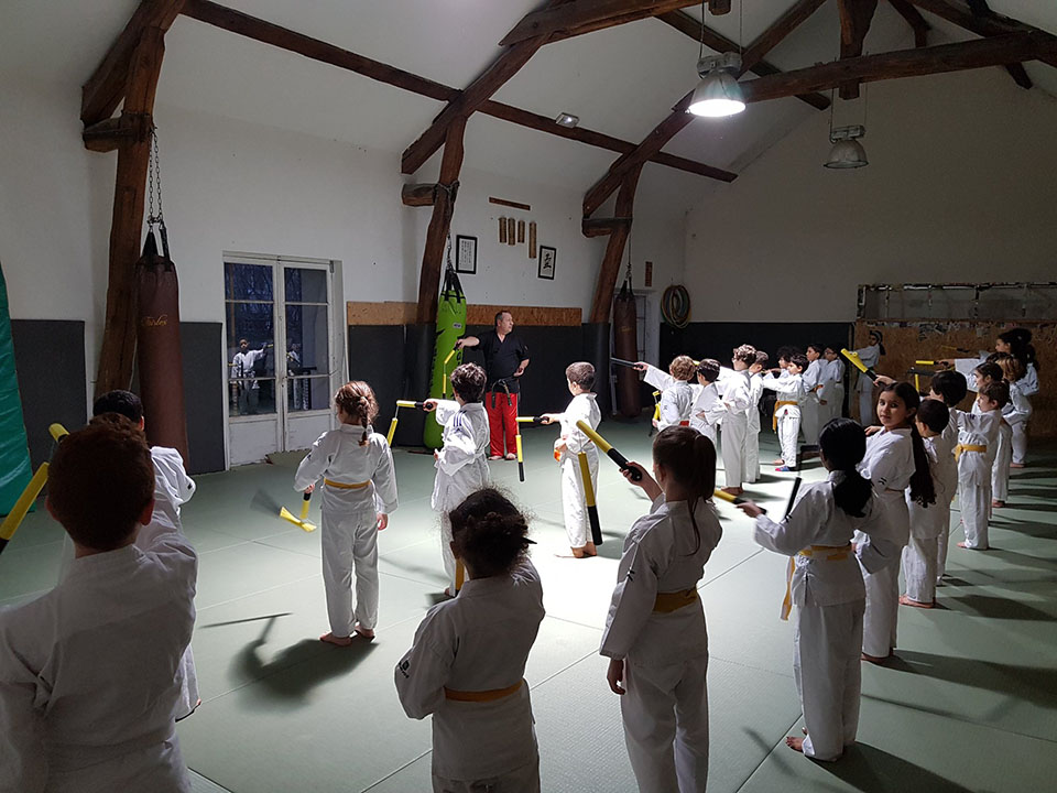 Stage de Nunchaku du 31 Janvier 2020 - Photo 19