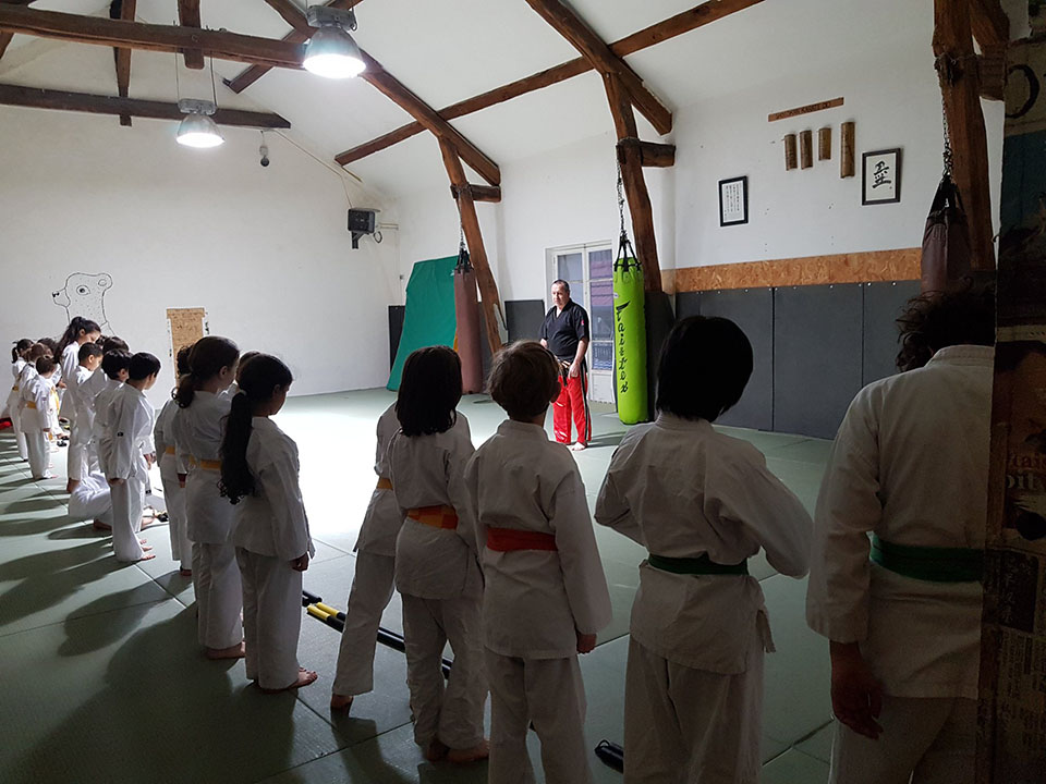 Stage de Nunchaku du 31 Janvier 2020 - Photo 2