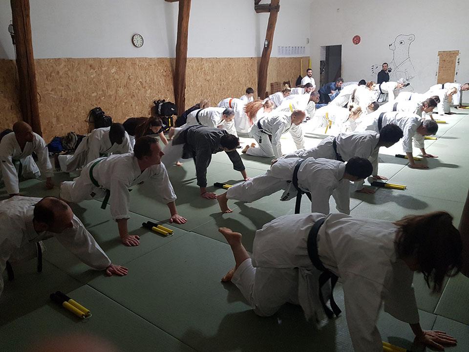 Stage de Nunchaku du 31 Janvier 2020 - Photo 7