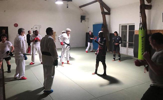 Entraînement Karaté Mix MMA du 28 Juillet 2020 - Album Photo