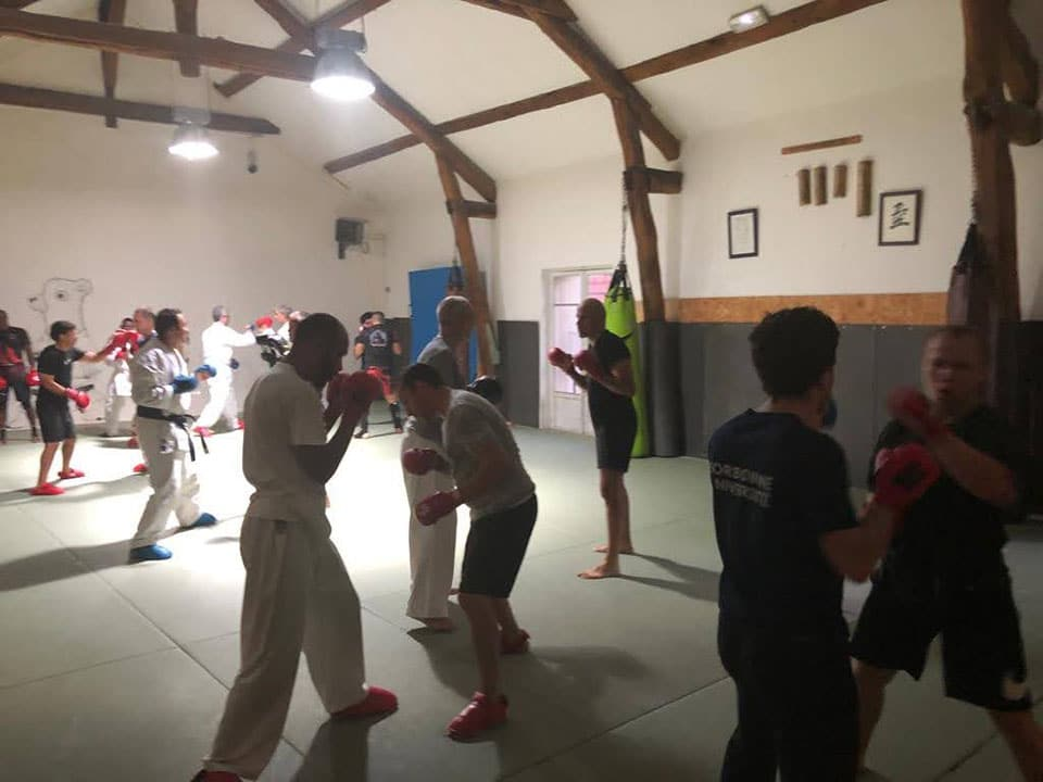 Entraînement Karaté Mix MMA - Photo 10