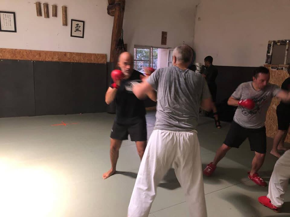 Entraînement Karaté Mix MMA - Photo 11