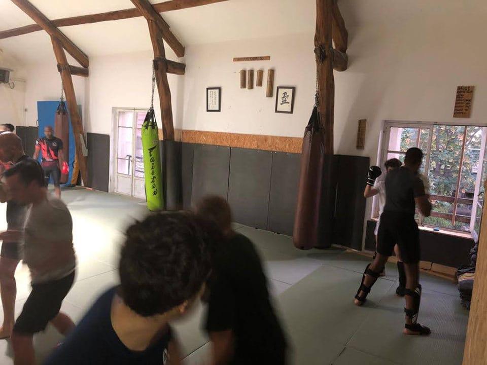 Entraînement Karaté Mix MMA - Photo 12