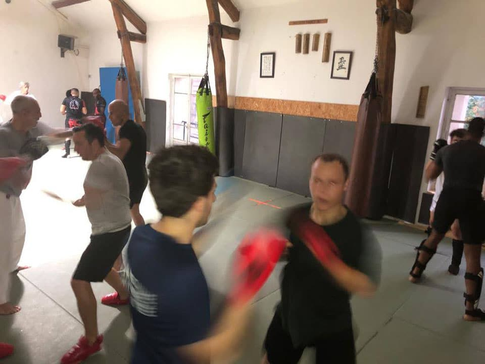 Entraînement Karaté Mix MMA - Photo 13