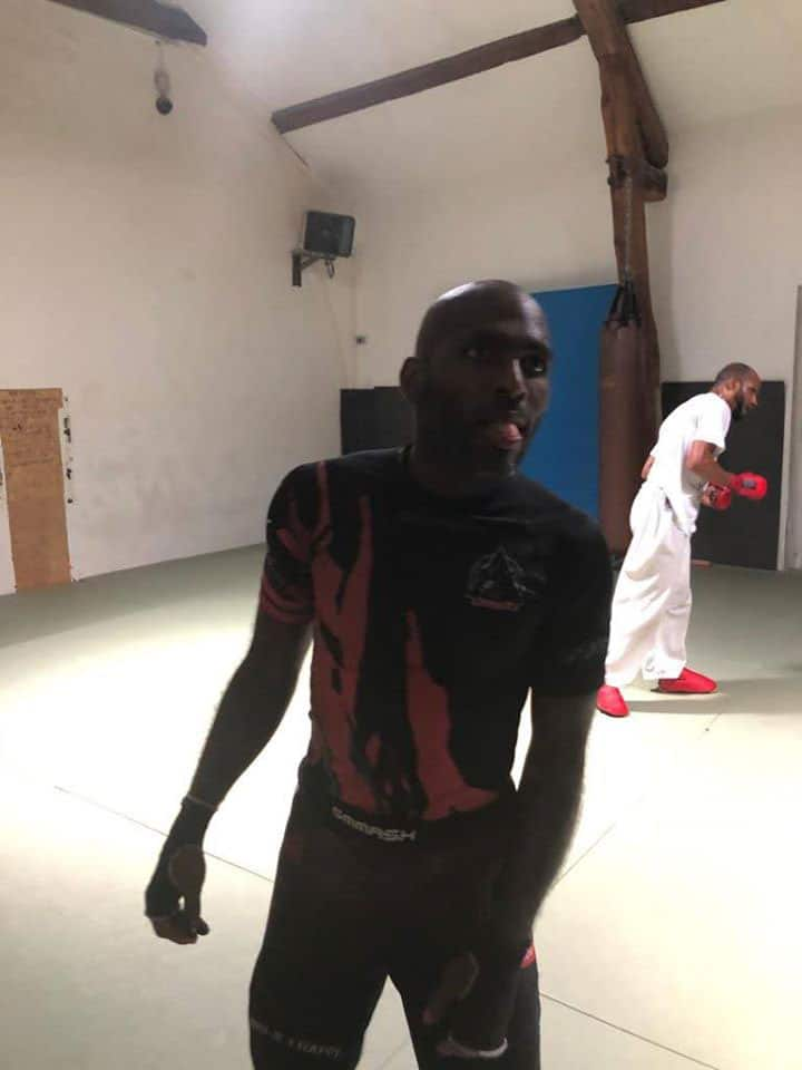 Entraînement Karaté Mix MMA - Photo 14