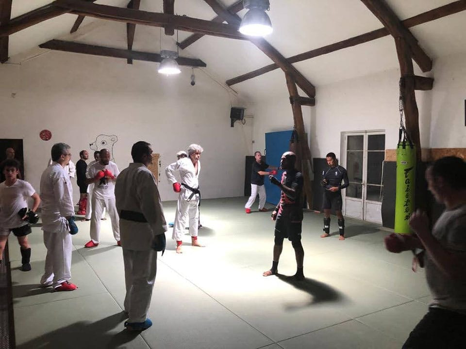 Entraînement Karaté Mix MMA - Photo 16