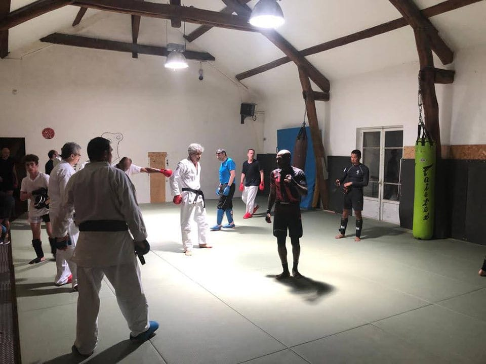 Entraînement Karaté Mix MMA - Photo 18