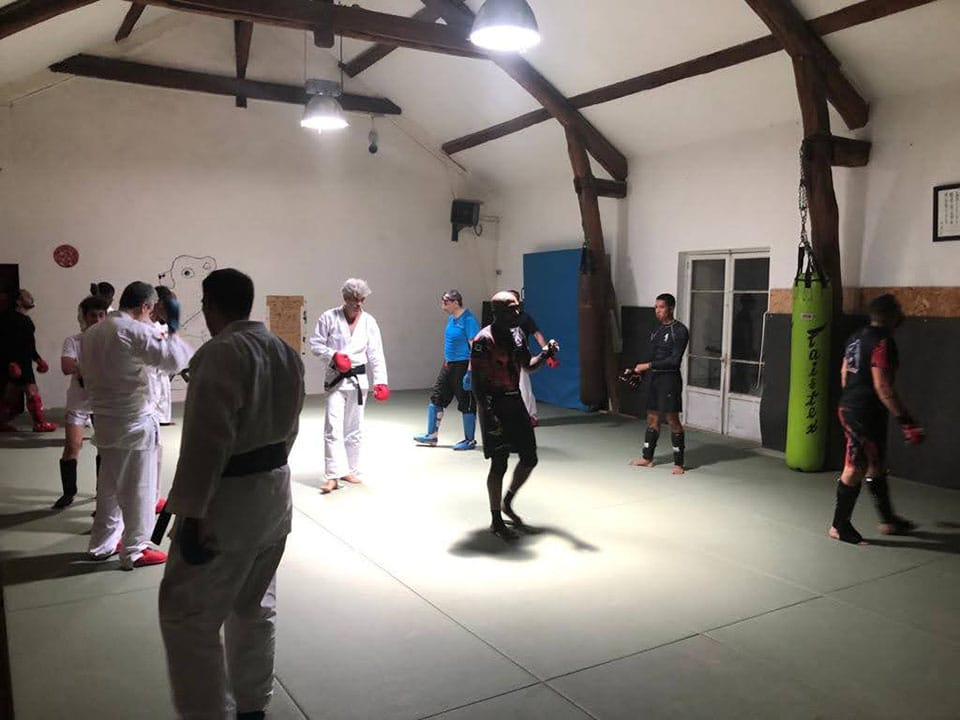 Entraînement Karaté Mix MMA - Photo 2