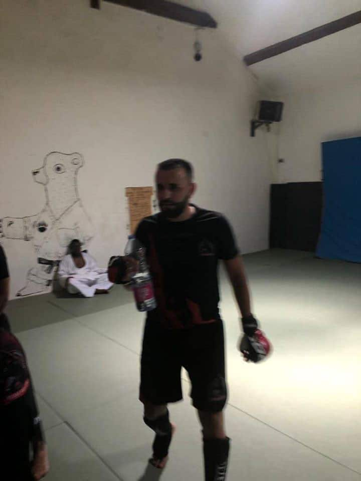 Entraînement Karaté Mix MMA - Photo 3