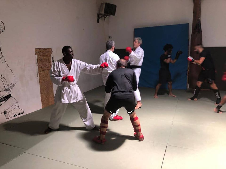 Entraînement Karaté Mix MMA - Photo 4