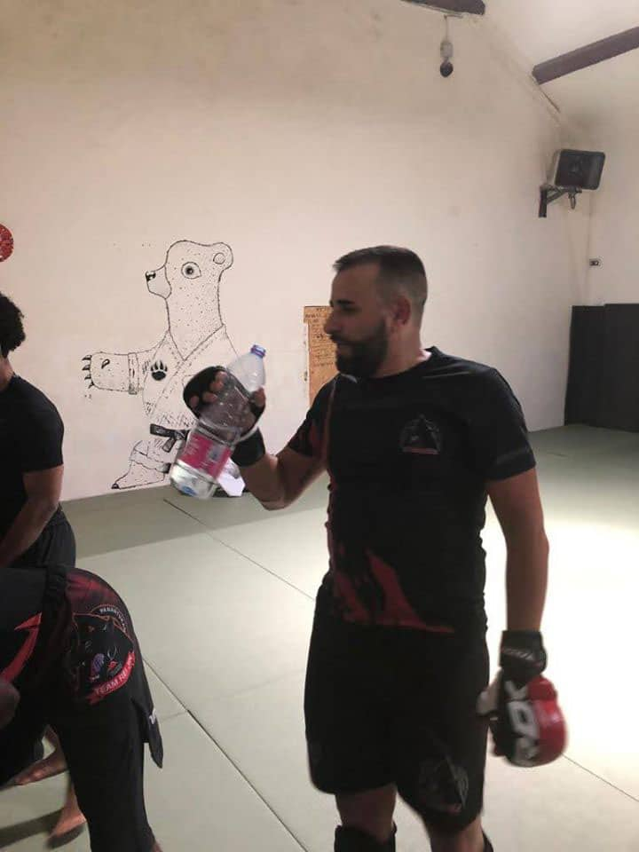 Entraînement Karaté Mix MMA - Photo 5