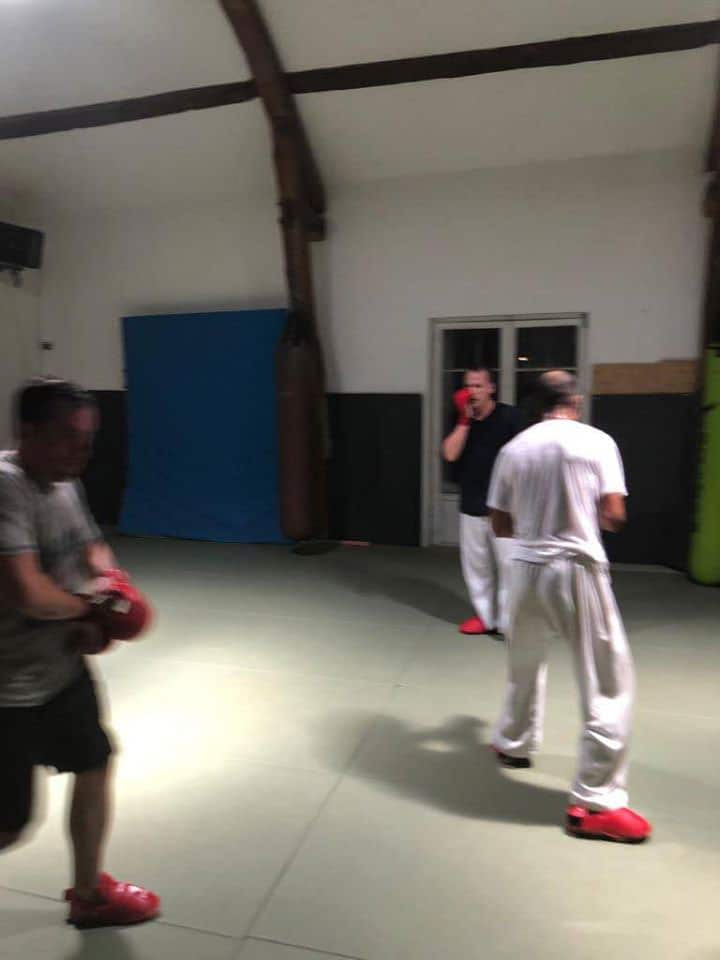 Entraînement Karaté Mix MMA - Photo 6