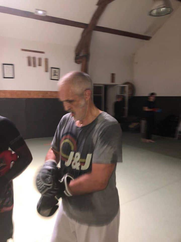 Entraînement Karaté Mix MMA - Photo 7