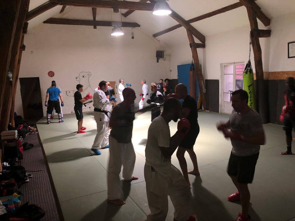 Entraînement Karaté Mix MMA - Photo 8