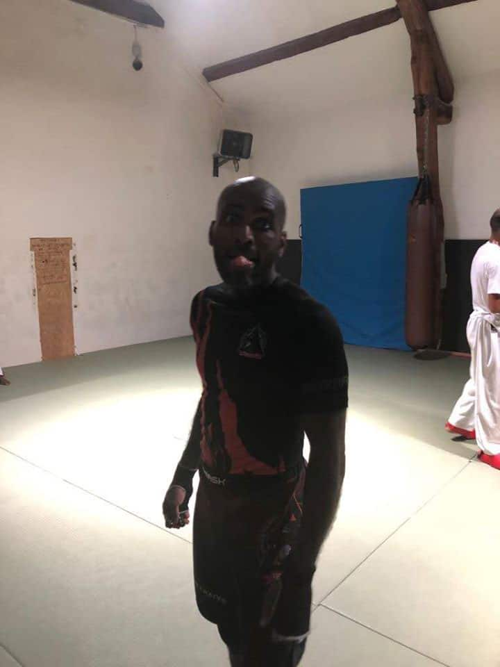 Entraînement Karaté Mix MMA - Photo 9