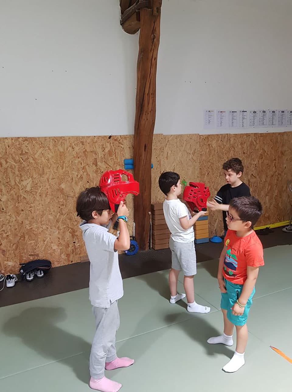 Stage Karaté et nunchaku - Photo 17