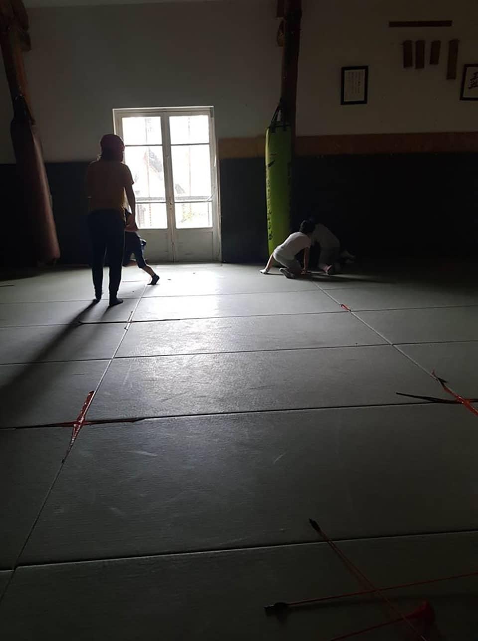 Stage Karaté et nunchaku - Photo 24