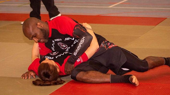Karaté MMA à Paris au Dojo Kikentaï