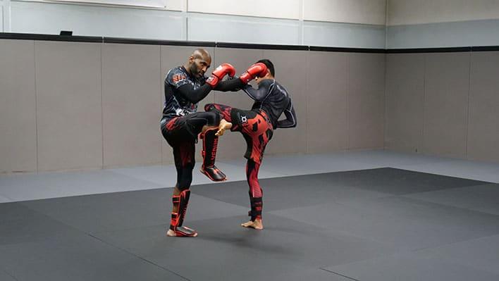 Cours de K.MMA au Dojo Kikentaï